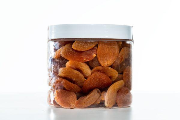 Just CBD Dried Fruit - Apricots - 1000MG