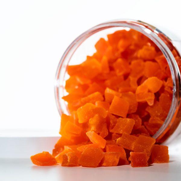 Just CBD Dried Fruit - Diced Mango - 1000MG