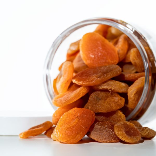 Just CBD Dried Fruit - Apricots - 1000MG
