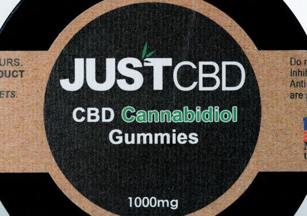 Just CBD Gummies - Gummies - 1000MG