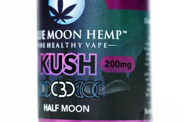 Blue Moon Hemp Kush - The Healthy Vape - 200mg