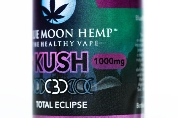 Blue Moon Hemp Kush - The Healthy Vape - 1000mg