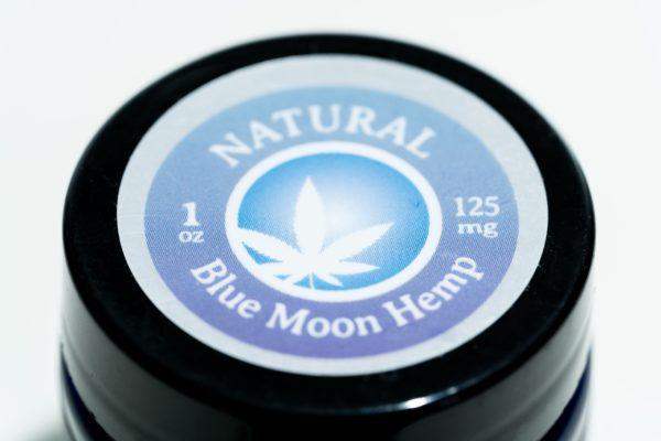 Blue Moon Natural - 125MG - CBD Salve (1oz)