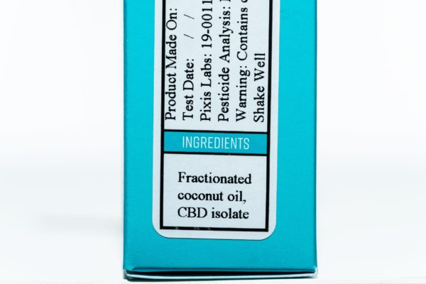 Select CBD Drops - Unflavored - 1000MG -  30ML