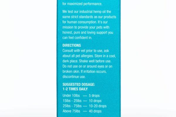 Select CBD Pets - Hemp Tincture - 750MG - Salmon - 30ML