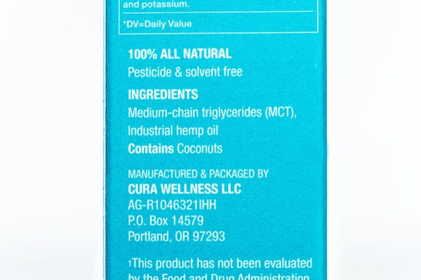 Select CBD Pets - Hemp Tincture - 750MG - Chicken - 30ML