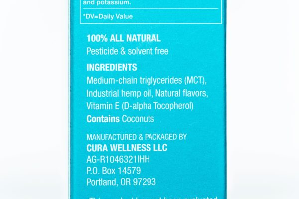 Select CBD Pets - Hemp Tincture - 750MG - Unflavored - 30ML