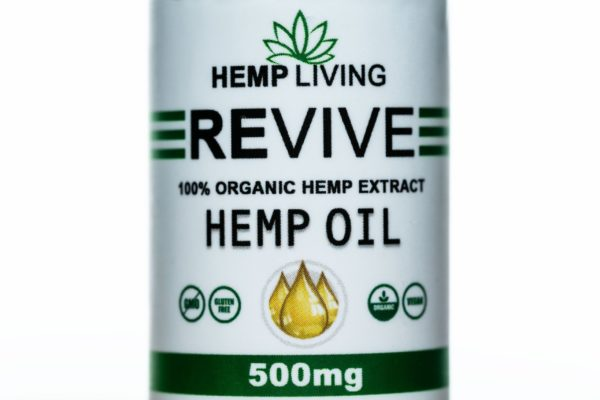 Hemp Living CBD-Revive - 500MG - 30ML