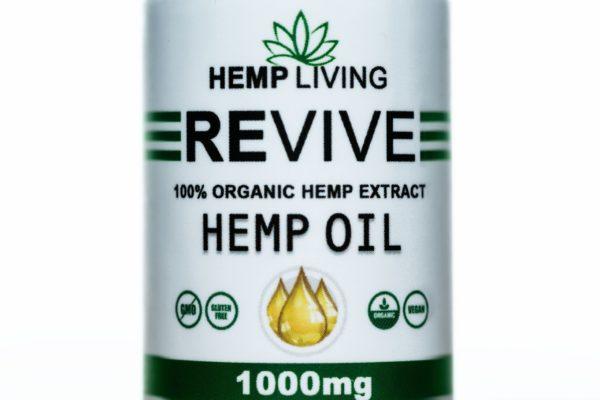 Hemp Living CBD-Revive - 1000MG - 30ML