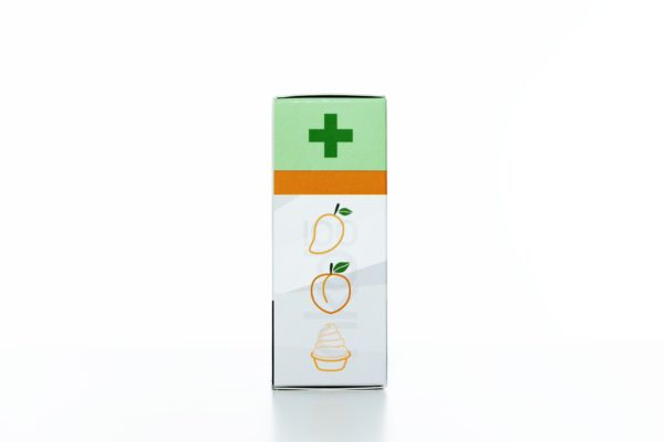 Naked 100 CBD Amazing Mango - 600MG - 30ML