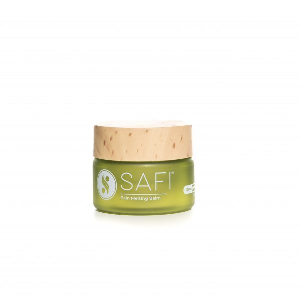 Safi CBD- Pain Melting Balm - 400MG - .7oz 5
