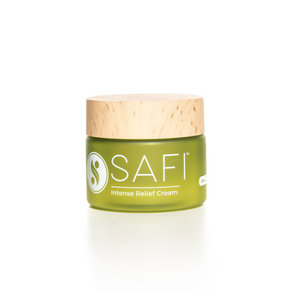 Safi CBD- Intense Relief Cream - 400MG - 1.69oz 3