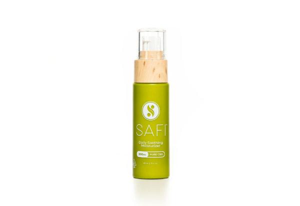 Safi CBD- Daily Soothing Moisturizer- 300MG - 60ML 1