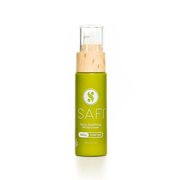 Safi CBD- Daily Soothing Moisturizer- 300MG - 60ML 3