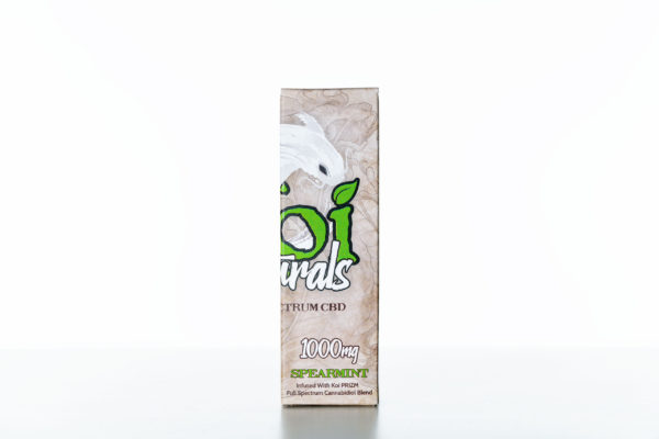 Koi Naturals CBD Spearmint - 1000MG 30ML 1