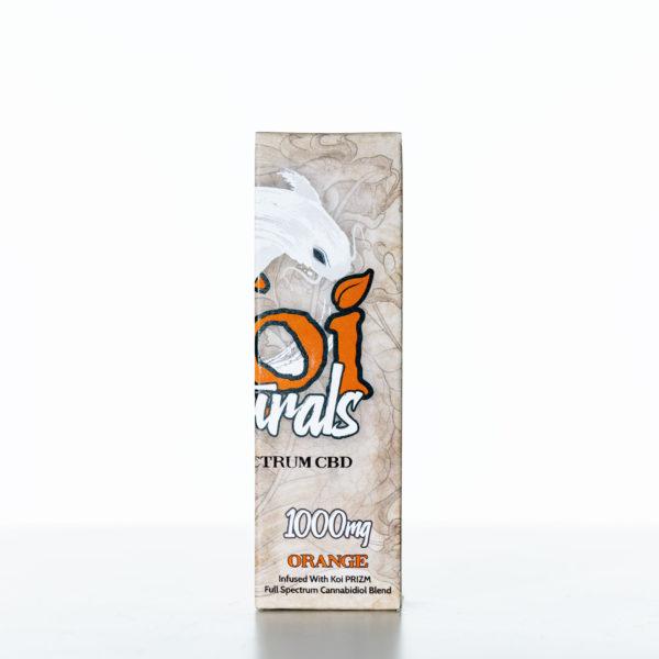 Koi Naturals CBD Orange - 1000MG - 30ML 13