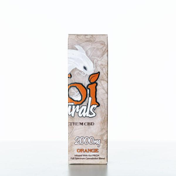 Koi Naturals CBD Orange - 2000MG - 30ML 14