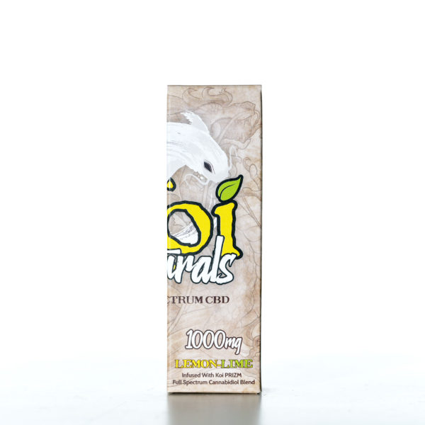 Koi Naturals CBD Lemon Lime - 1000MG - 30ML 11