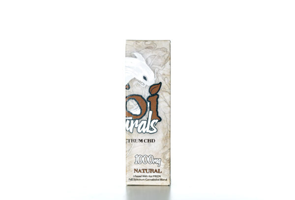 Koi Naturals CBD Natural - 1000MG - 30ML 1