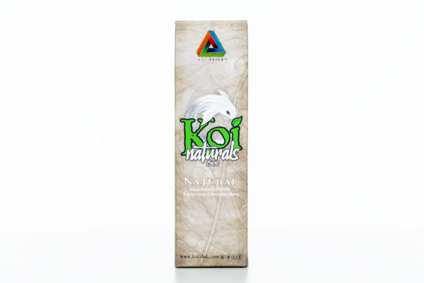 Koi CBD Spray- 1500MG - Natural - 60ML 1