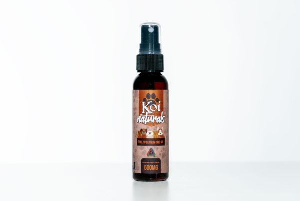 Koi Pets - Full Spectrum CBD Oil - 500MG - 60ML 1