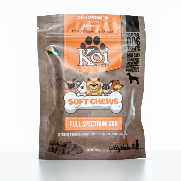 Koi Pets - Soft Chews - 25ct 2