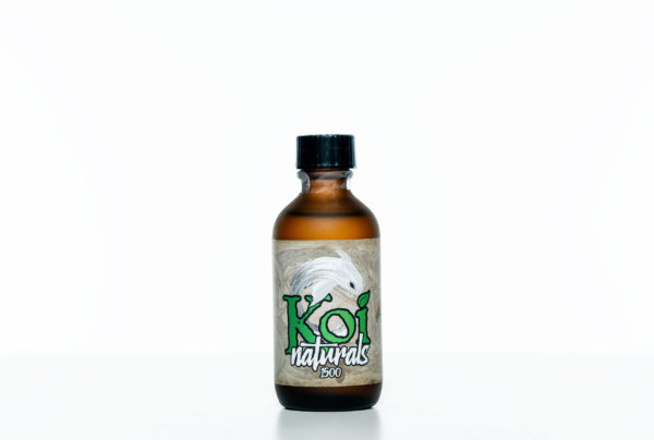 Koi CBD Spray- 1500MG - Spearmint - 60ML 2