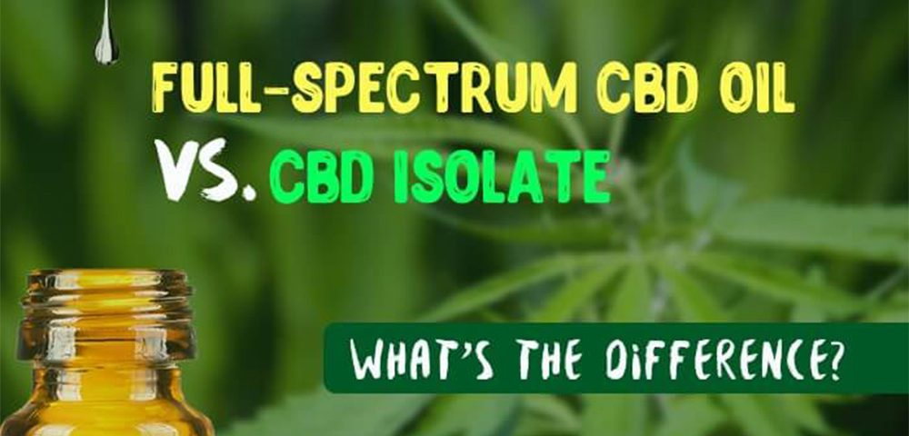Isolate or Whole Plant CBD? 2