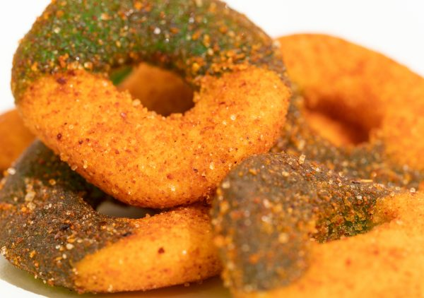CBD Edible King- Peach Rings Chamoy - 750MG - 8oz 2