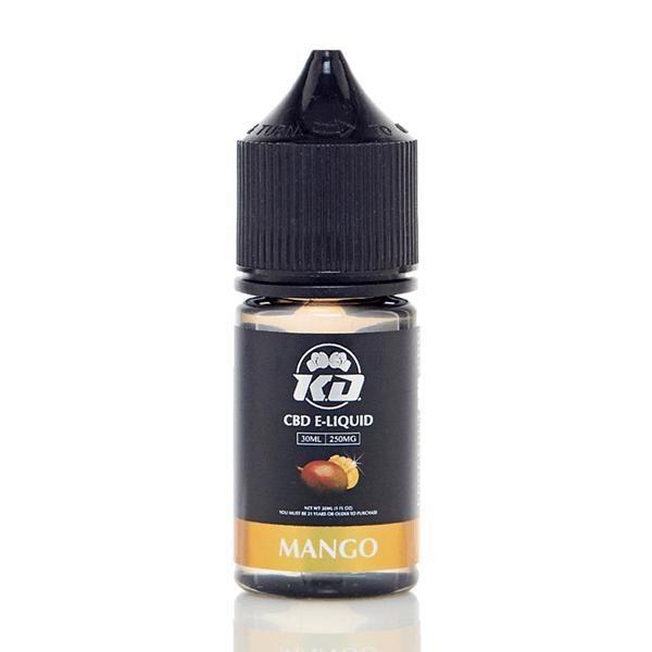Mango CBD Vape Juice